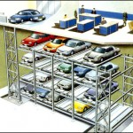 Automatic Multi-level parking (AMLP)
