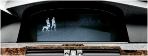 Night Vision for cars