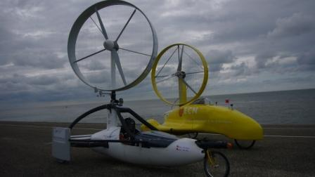 Wind Powered Car