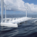 A Study On The Co-Production Of Wind And Wave Energy